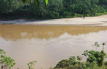 Nebenfluss des Amazonas